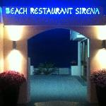 Beach Restaurant Sirena