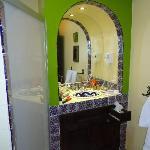 Charming bathroom