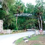 Dade Battlefield State Park.  Photo provided by the Sumter County Chamber of Commerce.