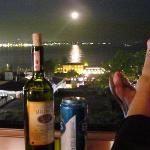 Fun evening on the Top Floor of Cem Sultan