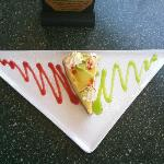 Don't miss the keylime pie!