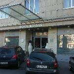 Front entrance May 2012
