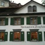 View of Restaurant Zeughaus
