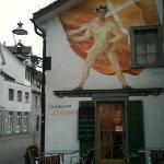 Restaurant Zeughaus Entry