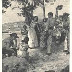 Illustraciones Coloniales Granada Nicaragua