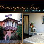 Hemingway Inn, Great accommodation and friendly atmosphere