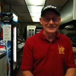 Steve - a great pizza man!