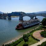 The riverboat
