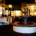 Panna's main restaurant