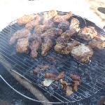 barbecue ile aux benitiers