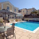 Foto de Riviera Lodge Hotel Torquay