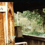 Batian hut at the lodge area