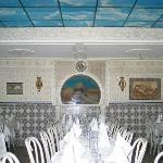Salle de restauration et petits déjeuners