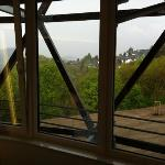 Toller Blick - dreckige Fenster