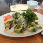 Sora Vegetarian Roll