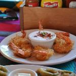 Coconut Shrimp, yummy