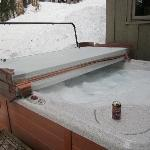 great hot tub