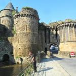 Fougeres old castle