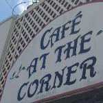 Cafe At the Corner