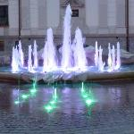 Fountain at Szczepariska Square