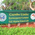 Gumbo Limbo Nature Center Sign