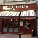 Bella Italia, Cardiff.