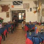 Antica Trattoria Pizzeria Del Corso Foto