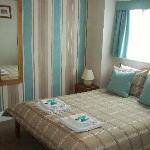 One of our new double rooms