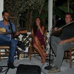 From end of June live music! A fantastic trio!