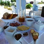 Pequeno-almoço no exterior