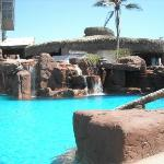 El Cid Moro pool