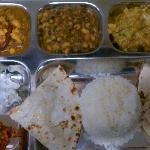 Try our Thali Combo Plate!!!