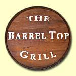 Barrel Top Grill entrance sign