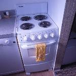 NEW Kitchenette Oven & Stove Top