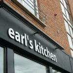 earl's kitchen sign