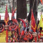 Trident(Trishul) of Lord Shiva