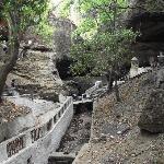 Natural Stream at Mahadeo