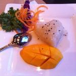 central Thai style dessert
