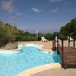 Magnifique piscine chauffée