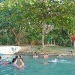 molbog hot spring