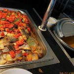 Buffet - Oven trout