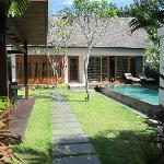 A very nice private villa