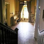 Hallway Pavillon