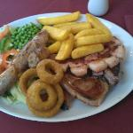 The Mixed Grill