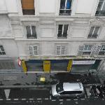 Foto desde la ventana de la habitacion 4 piso