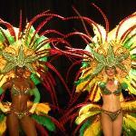 vegas show dancers