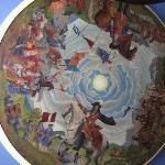 Frescoes of Battle of The Boyne