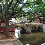 Bridge in Lijiang