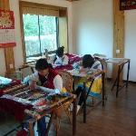 Silk embroidery, Baisha