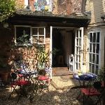 Photo de The Courtyard Tea Rooms
